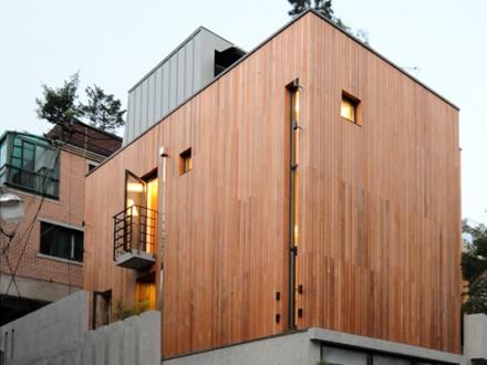 반포동 L교수 주택 신축설계