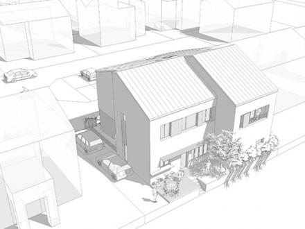 광교 상현동 다가구주택 계획안