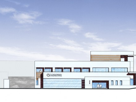 CS ENG 연구소 신축설계