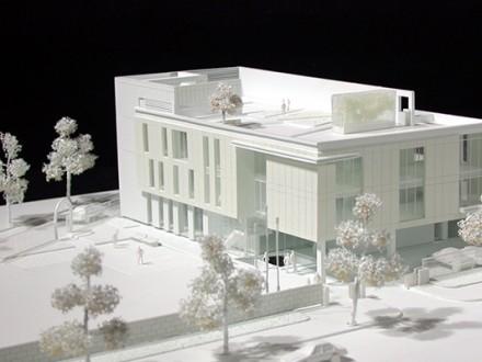 영등포 노인케어센터 현상설계