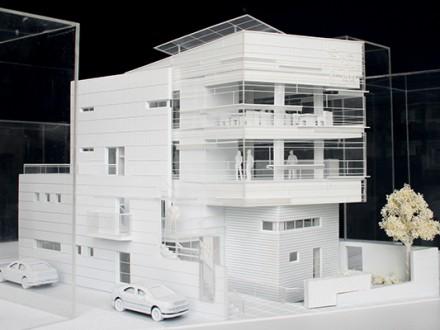 늘푸른 노인복지센터 현상설계