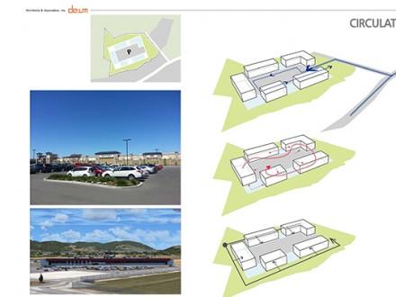 일산동구 식사동 물류센터 계획안